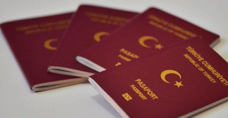 pasaportun yeri